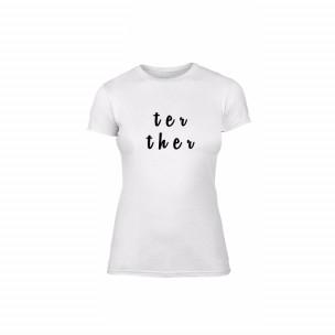 Дамска тениска Better Together, размер M