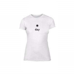 Дамска тениска Day & Night, размер L