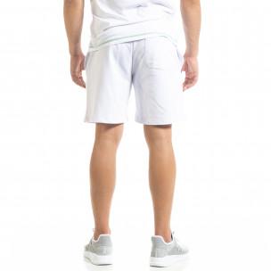 Бели мъжки шорти Compass  2