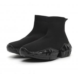 Гъвкави дамски маратонки тип чорап  2