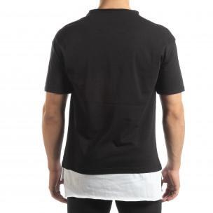 Мъжка черна тениска Darth Vader  2