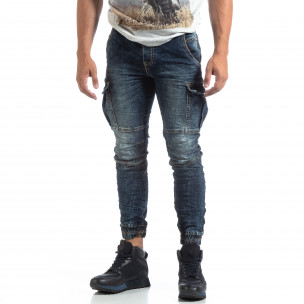 Washed Cargo Jogger в синьо Always Jeans 2