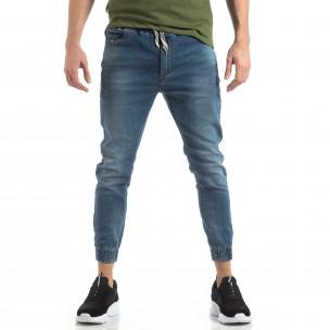 Мъжки син Jogger Jeans