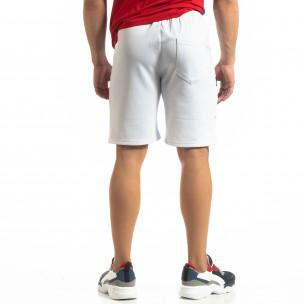 Мъжки бели шорти GOOD 2