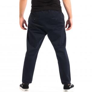 Мъжки син Cropped панталон 2