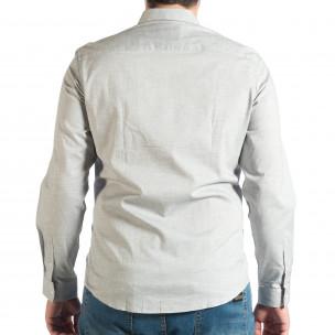 Мъжка риза с джобове RESERVED Regular fit  2