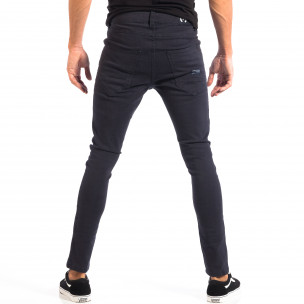 Мъжки син Skinny панталон CROPP  2