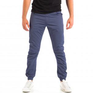 Син мъжки Jogger панталон CROPP