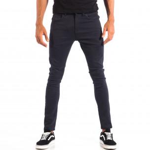 Мъжки син Skinny панталон CROPP