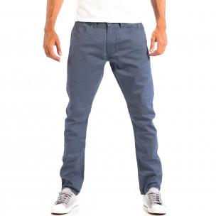 Мъжки дънки CROPP в сиво-синьо