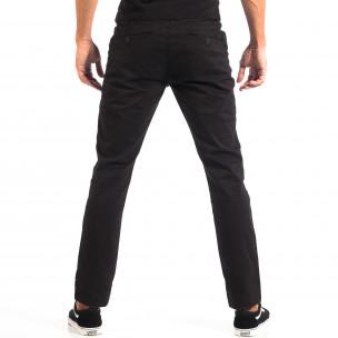 Мъжки черен Chino панталон CROPP 2