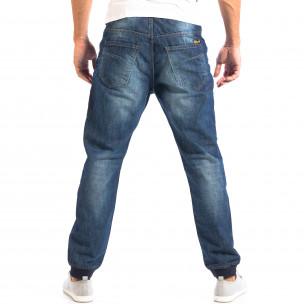 Мъжки сини дънки House Jogger   2