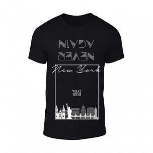 Мъжка тениска New York, размер M