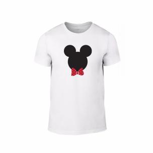 Мъжка тениска Mickey & Minnie, размер L