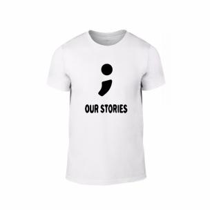 Мъжка тениска Our Stories, размер XL