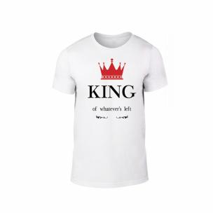 Мъжка тениска King Queen, размер L