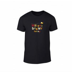 Мъжка тениска Bee & Honey, размер S
