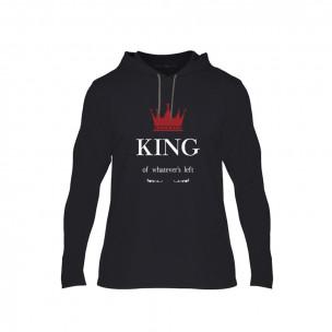 Мъжки суичър King Queen, размер S