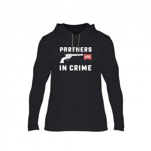 Мъжки суичър Partners in Crime, размер L