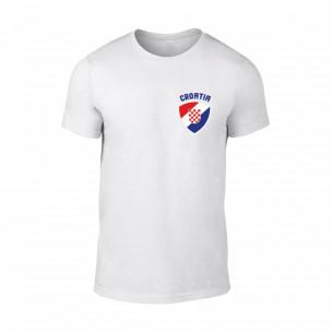 Мъжка тениска Croatia, размер M