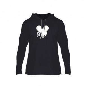 Мъжки суичър Mr. Mickey Mrs. Minnie, размер XL
