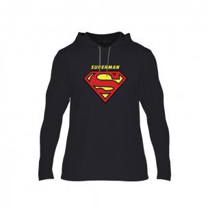 Мъжки суичър Superman & Supergirl, размер S
