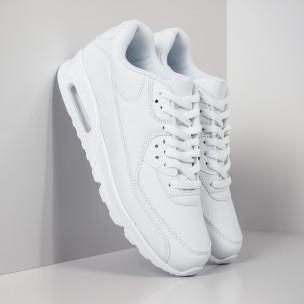 Air мъжки бели маратонки