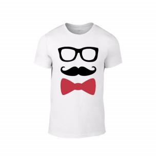 Мъжка тениска Hipster, размер S