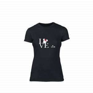 Дамска тениска Love him, размер M