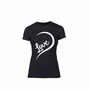 Дамска тениска One Love, размер L