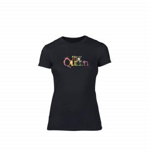 Дамска тениска My Queen, размер M