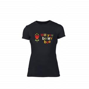 Дамска тениска Bee & Honey, размер S
