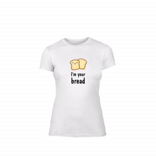 Дамска тениска Bread , размер L