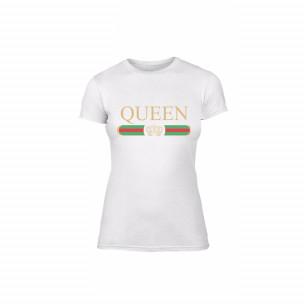 Дамска тениска Fashion King Queen, размер L