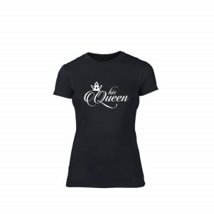 Дамска тениска his queen, размер XL