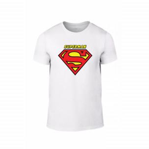 Мъжка тениска Superman & Supergirl, размер XL