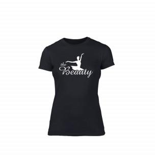 Дамска тениска Beauty , размер M