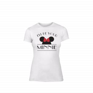 Дамска тениска I Will  Be Your , размер S