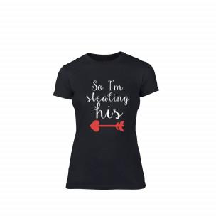 Дамска тениска Stolen Hearts, размер S