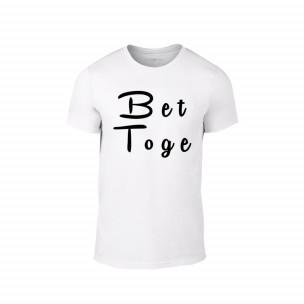 Мъжка тениска Better Together, размер S