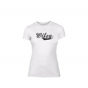Дамска тениска Wifey, размер M