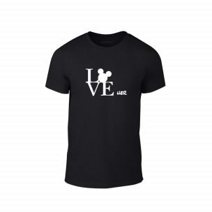 Мъжка тениска Love Her, размер S