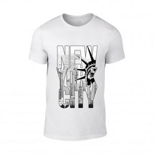 Мъжка тениска New York, размер XL