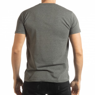 Сива мъжка тениска Originals 2