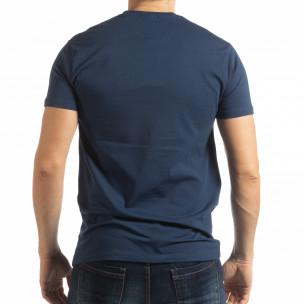 Синя мъжка тениска Originals  2