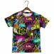 Мъжка тениска с комикси Wow it200421-3 2
