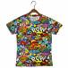 Мъжка тениска с комикси Pow it200421-4 2