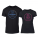 Тениски за двойки Loading черни TMN-CP-216 2
