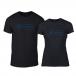 Тениски за двойки Sharing черни TMN-CP-220 2
