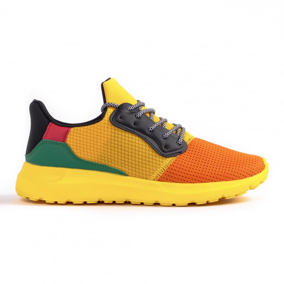 Ανδρικά πολύχρωμα αθλητικά παπούτσια Kiss GoGo